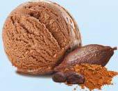 Înghețată cu gust de cacao