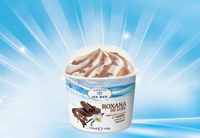 Roxana De Luxe Cacao Si Vanilie