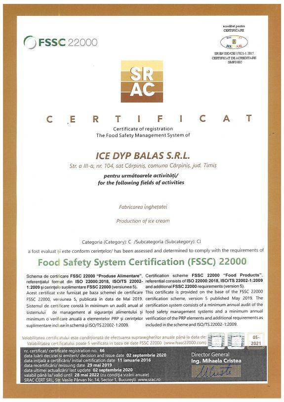 srac-HACCP